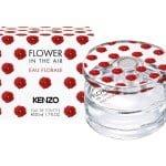 Flower in the air eau florale