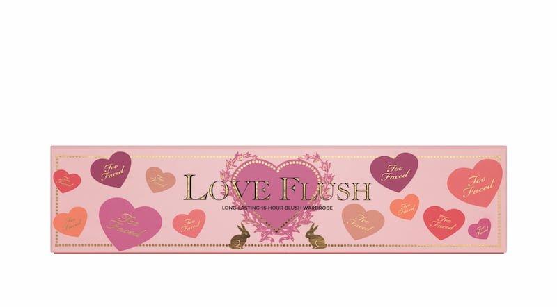 Love Flush Blush Too Faced