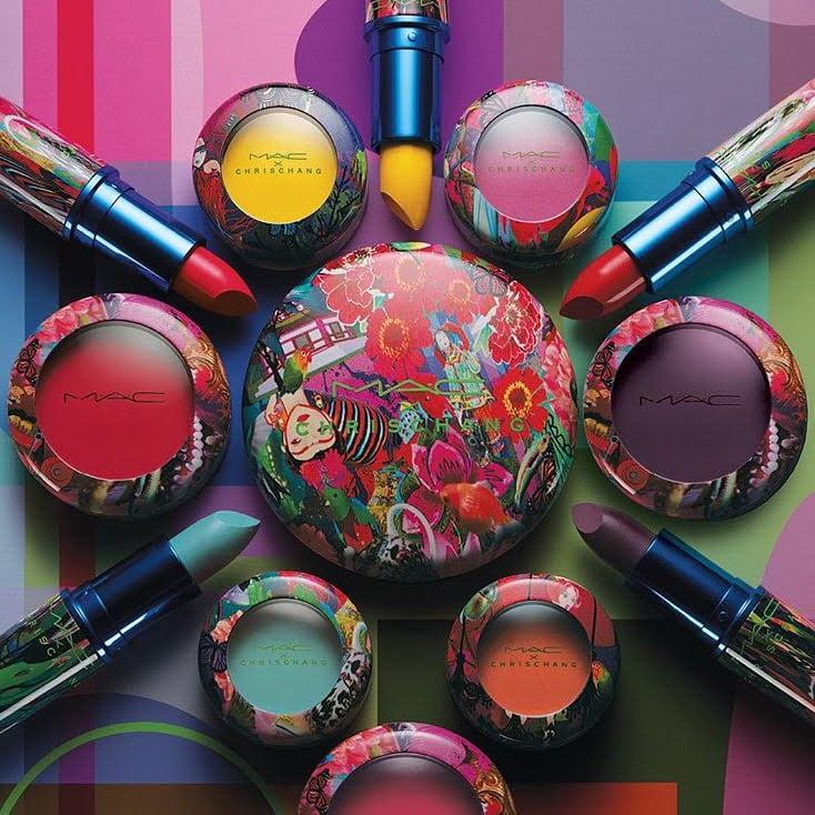 Mac Cosmetics Poesia