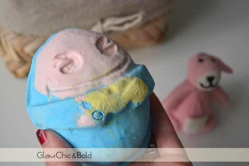bomba da bagno Lush Pasqua 2016