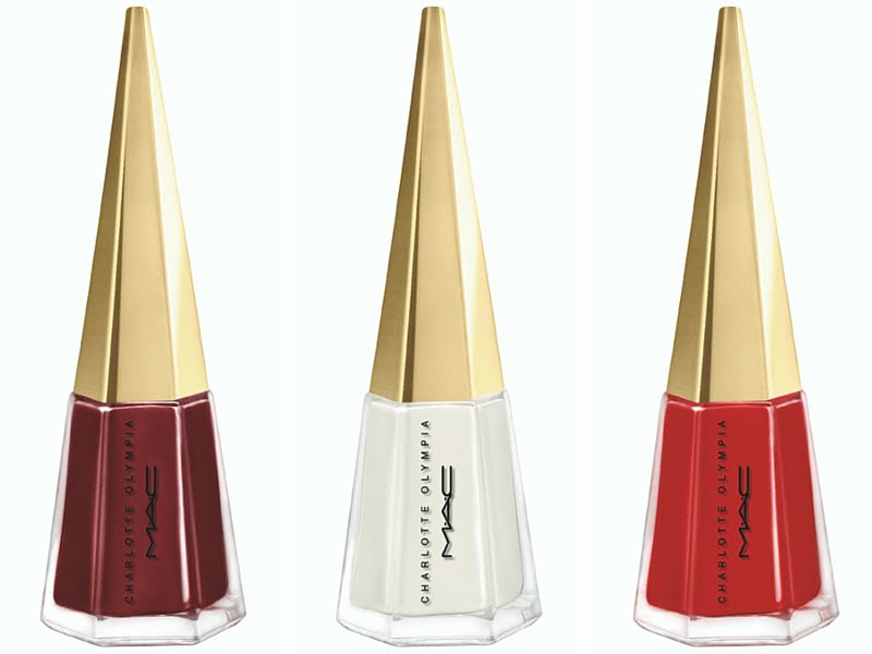 Nail Polishes Mac Charlotte Olympia