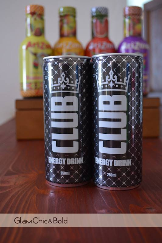 Club Energy Drink