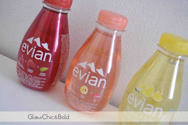 Evian Fruits & Planters