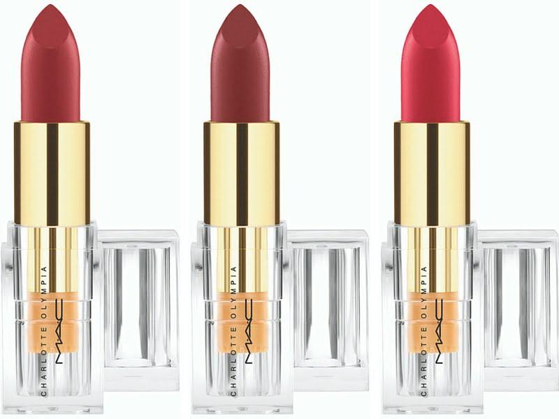 Mac Charlotte Olympia Lipstick
