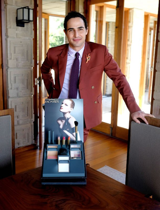 """""""M.A.C Cosmetics Zac Posen Luncheon At the Ennis House Hosted By Karen Buglisi Weiler, Demi Moore & Jacqui Getty"""""""