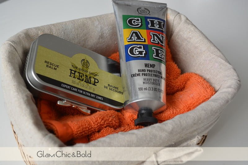 The Body Shop Change Hand Cream