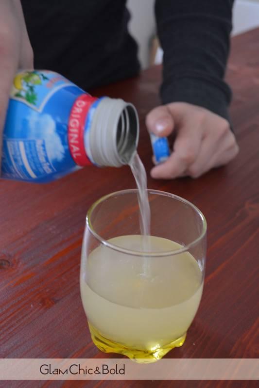acqua di cocco Cocozona