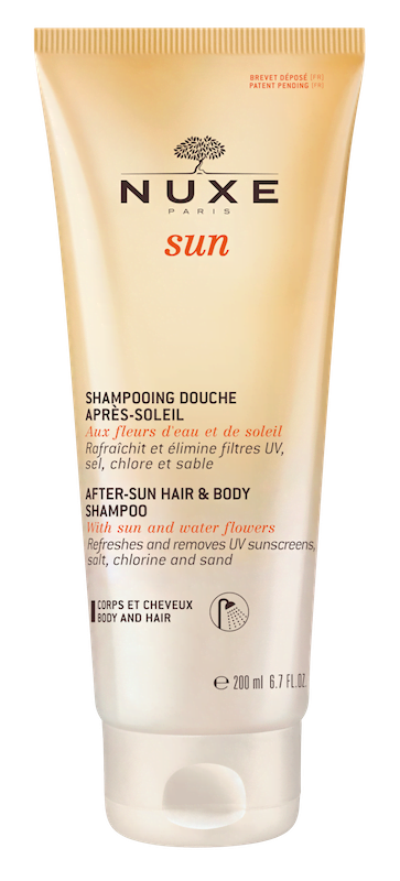After-sun hair & body shampoo Nuxe Sun