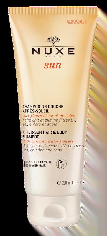 After-sun hair & body shampoo Nuxe Sun