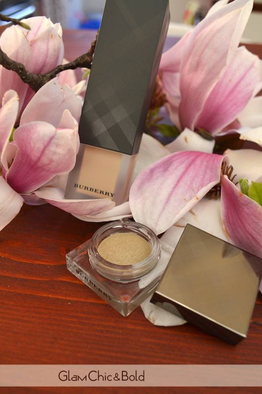 Nude Gold Eye Colour Cream Burberry