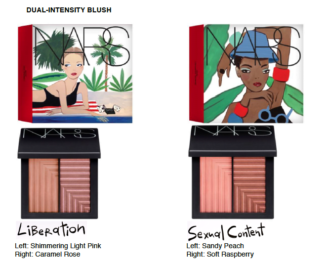 Nars Under Cover Dual intensity blush