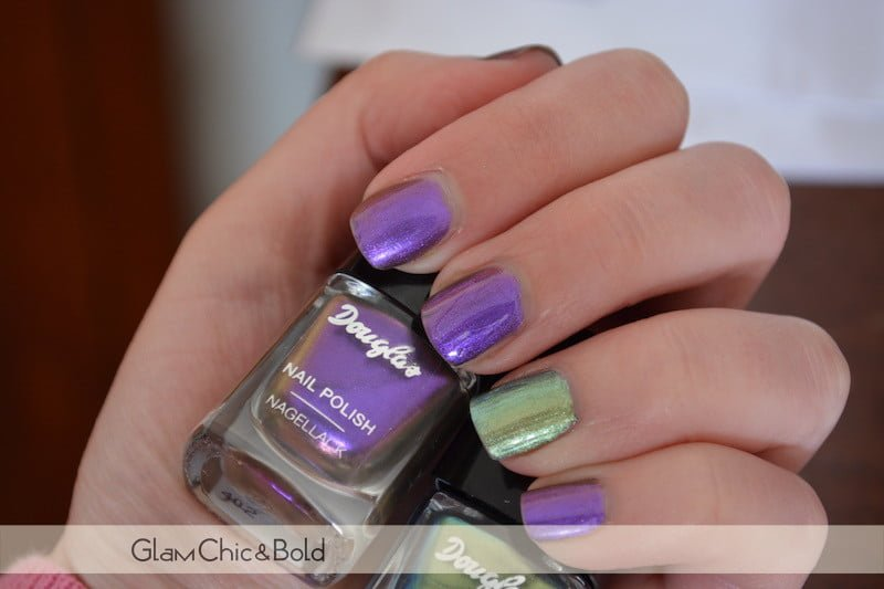 Nail polishes Lost in Galaxy Douglas