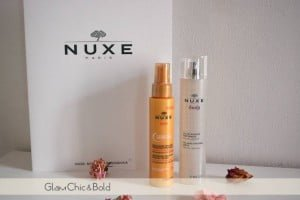 Nuxe Sun & Nuxe Body