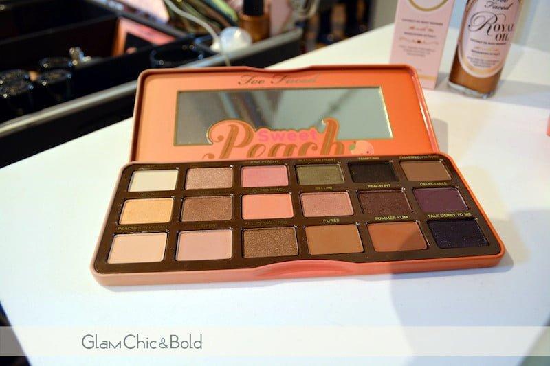 Sweet Peach Too Faced