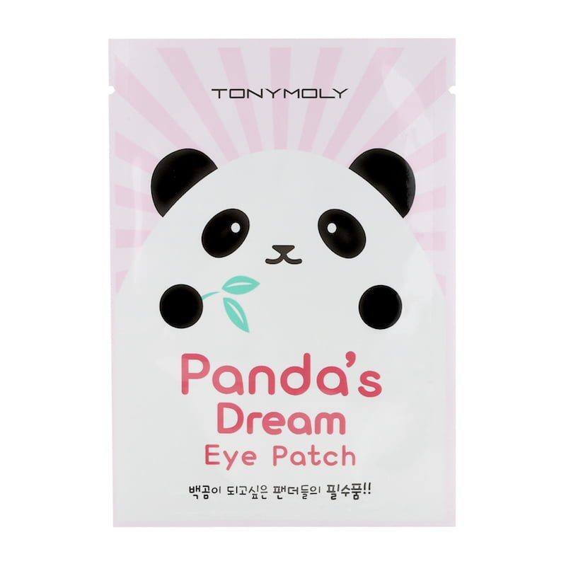 White Sleeping Pack Panda's Pack Tony Moly
