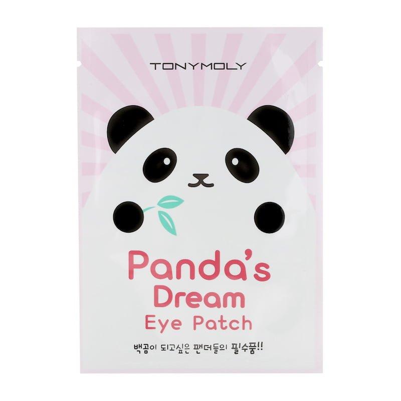 White Sleeping Pack Panda's Pack Tony Moly