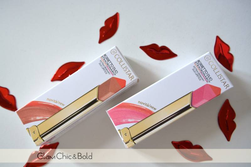 Extraordinary Duo lipstick Collistar