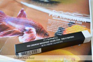 Mac Pro Longwear Waterproof Colour Stick Flat White