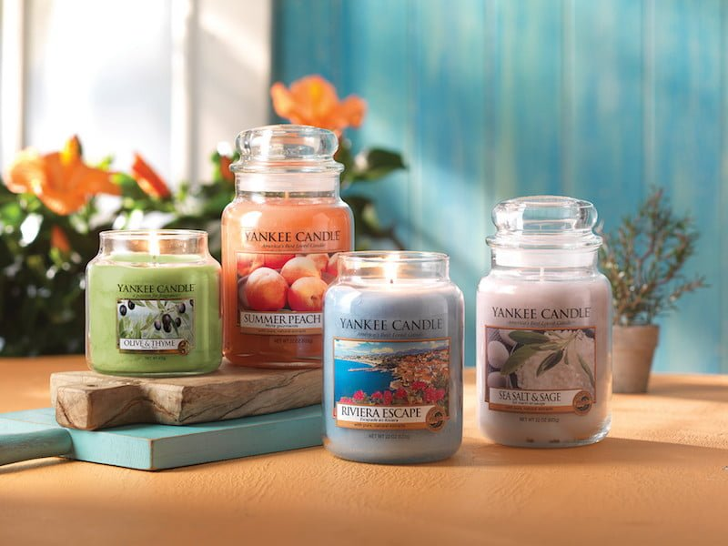 Riviera Escape Yankee Candle