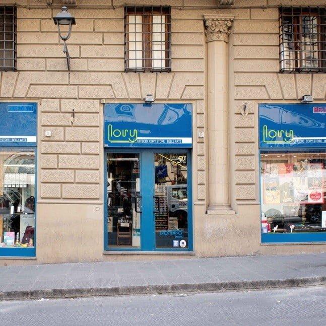 cartoleria Firenze: Lory è online