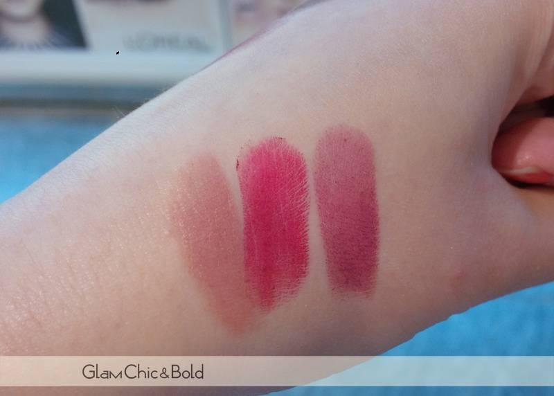 Lipstick Lights of Orient