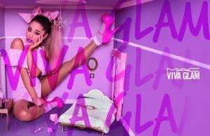 Mac Cosmetics Viva Glam Ariana Grande