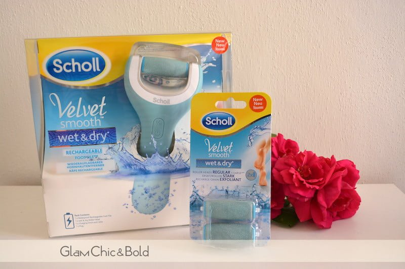 Estate 2016 Scholl wet & dry velvet soft