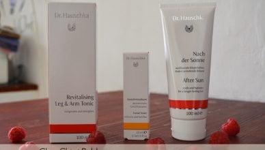 Prodotti rinfrescanti per l'estate Dr.Hauschka