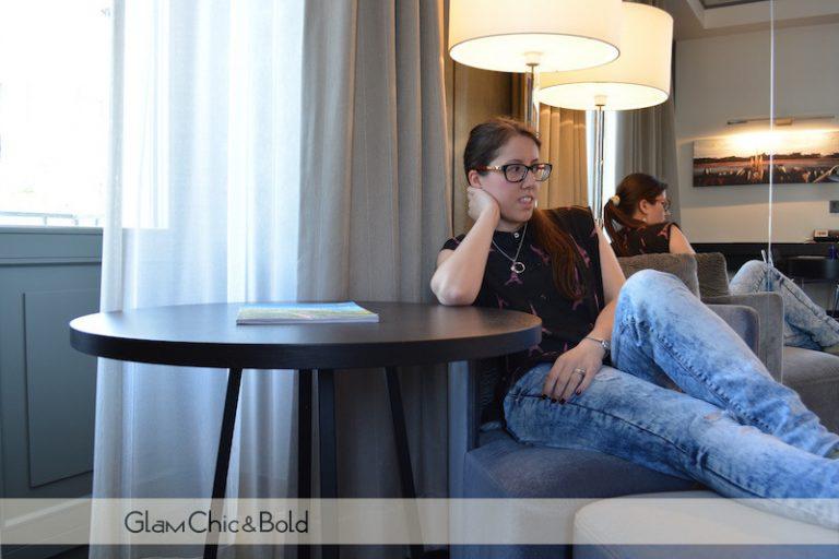 Camera hotel Royal Savoy Losanna