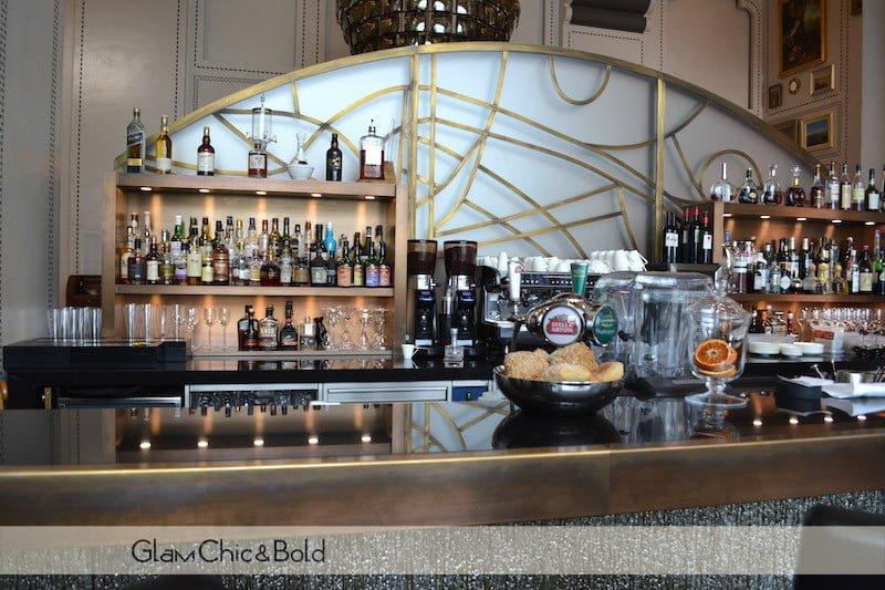 Bar hotel Royal Savoy Losanna