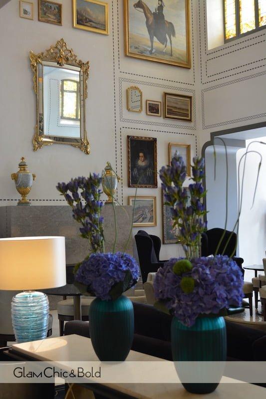 hall hotel Royal Savoy Losanna