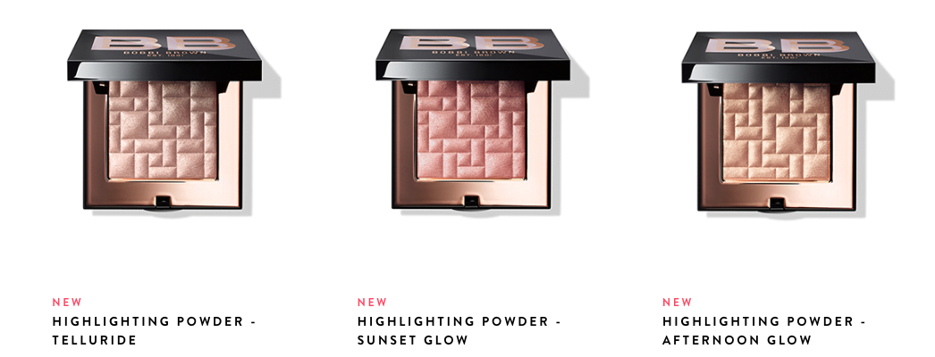 illuminanti Sunset Pink Collection Bobbi Brown
