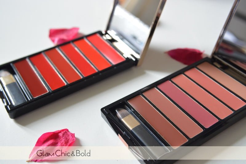 Lip Palette Color Riche L'Oréal Paris