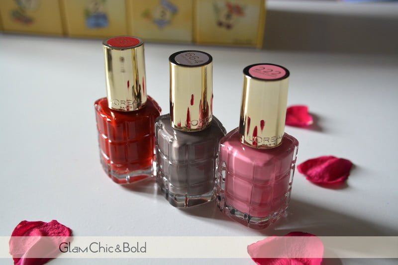 nail polishes L'Oréal Paris