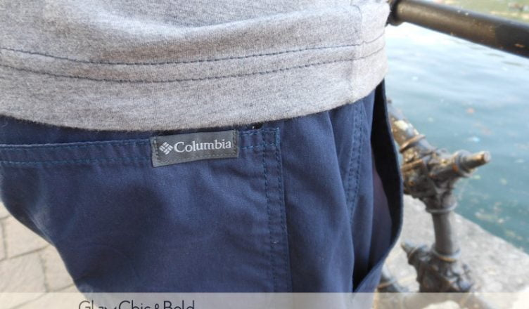 Outfit uomo Columbia