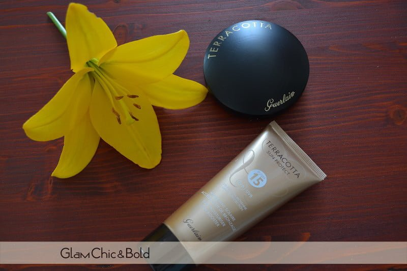 Terracotta Guerlain Sun Protect + Bronzing Power Duo