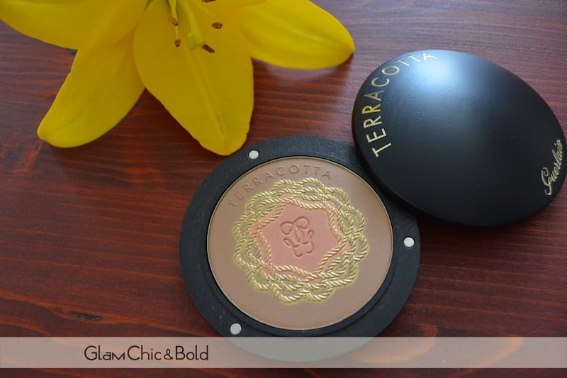 Bronzing Power Duo Terracotta Guerlain