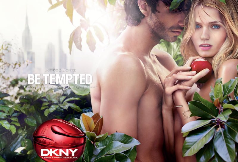 DKNY Be Tempted