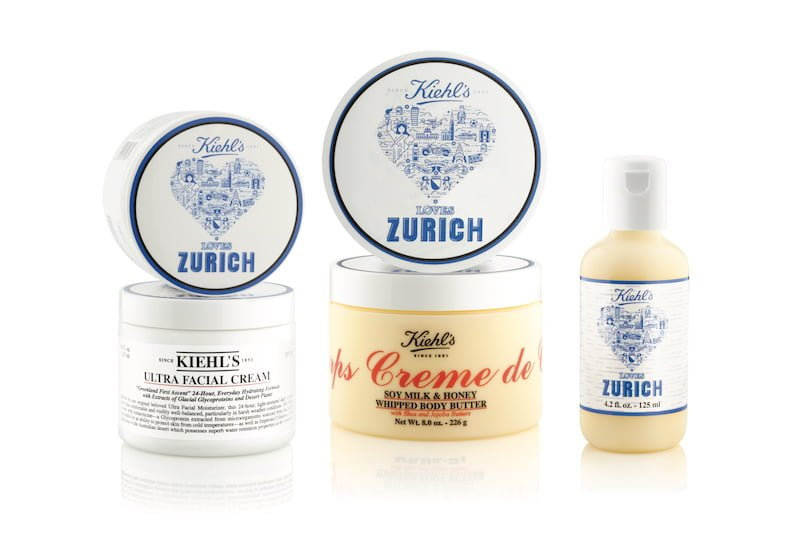 Kiehl's Loves Zurich