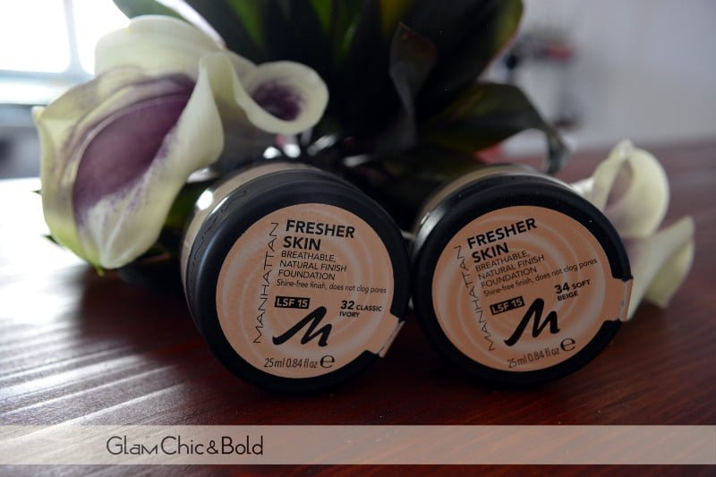 Manhattan Frescher Skin Foundation