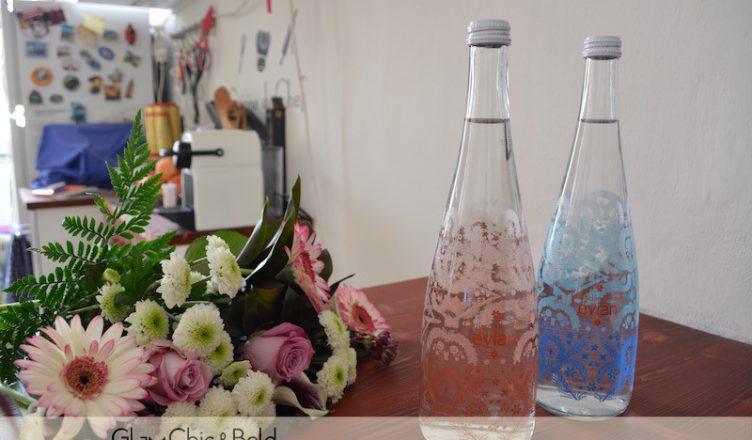 L 39 edizione limitata delle bottiglie evian e christian lacroix - Evian christian lacroix ...