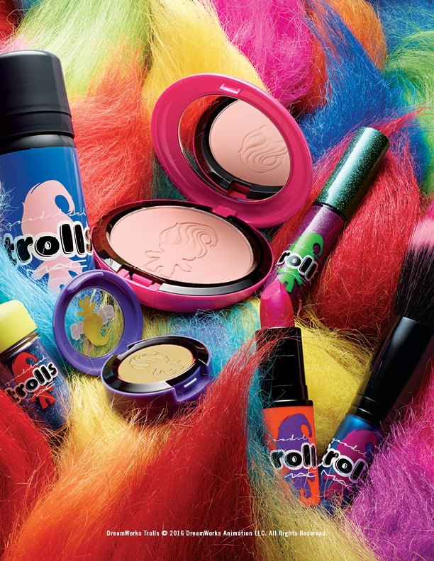 Mac Cosmetics Good Luck Trolls