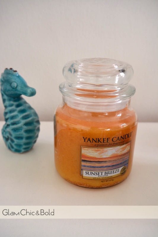 Yankee Candle Estate 2016 Sunset Breeze