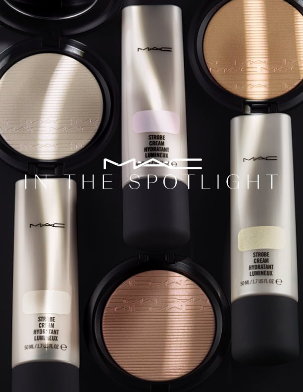 Mac In the spot light