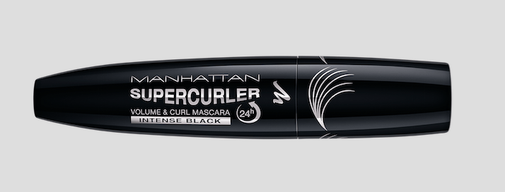 Manhattan Supercurler Volume & Curl Mascara