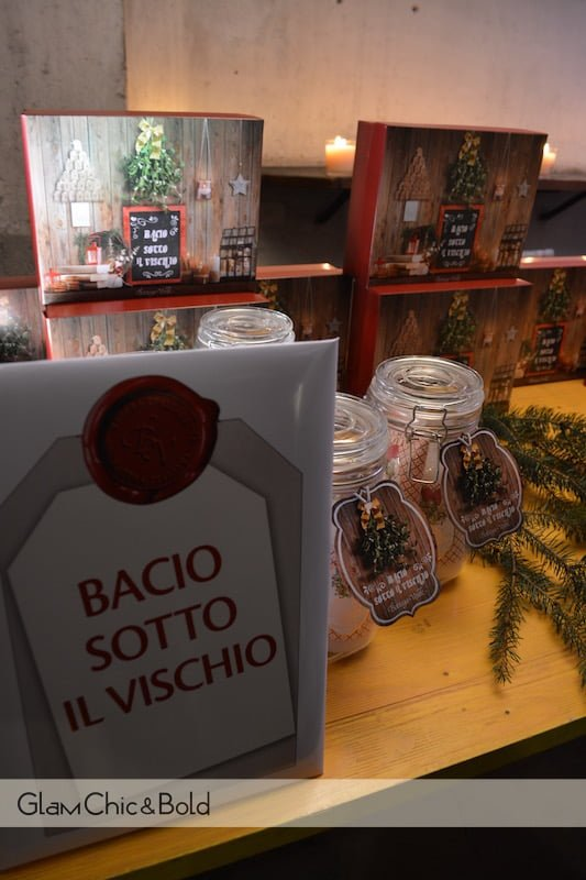 Bacio Sotto Al vischio Bottega Verde