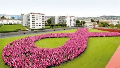 Estée Lauder Pink Ribbon