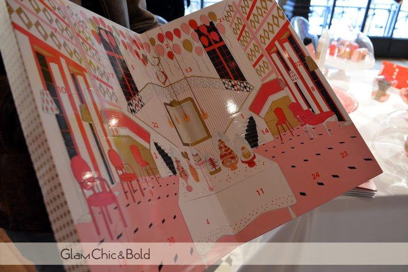 Calendario dell'avvento Sephora Natale 2016