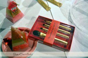 The Sensational mini brush set