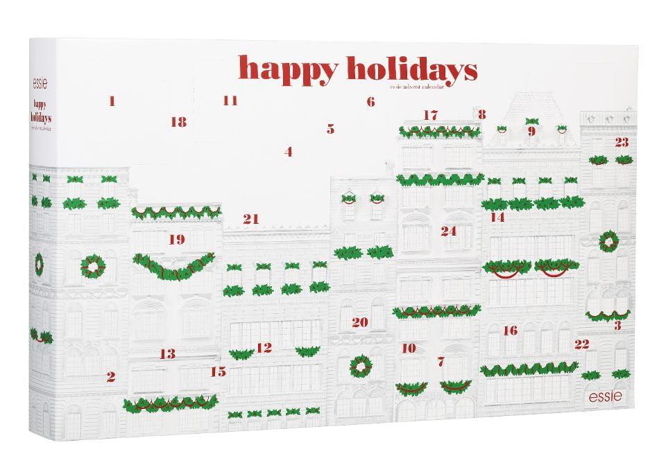 Calendario dell'avvento Happy Holidays Essie